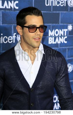LOS ANGELES - FEB 23:  Jesse Metcalfe at the Pre-Oscar charity brunch by Montblanc & UNICEF at Hotel Bel-Air on February 23, 2013 in Los Angeles, CA