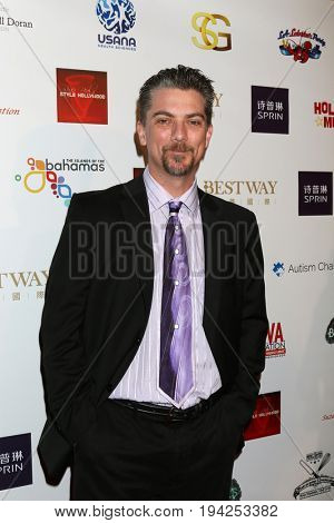 LOS ANGELES - FEB 26:  Jeremy Miller at the Style Hollywood Oscar Viewing Dinner at Hollywood Museum on February 26, 2017 in Los Angeles, CA