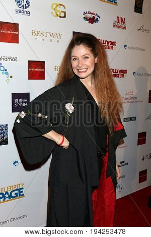 LOS ANGELES - FEB 26:  Khrystyne Haje at the Style Hollywood Oscar Viewing Dinner at Hollywood Museum on February 26, 2017 in Los Angeles, CA