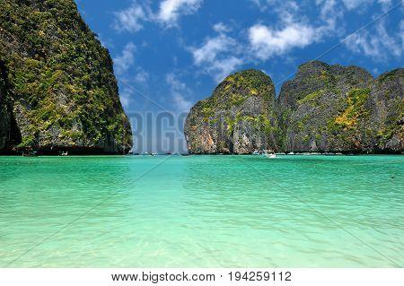 Heaven Island Maya Bay