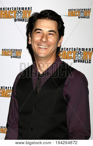 LOS ANGELES - JUL 6:  James Duval at the Garlic And Gunpowder Premiere at the TCL Chinese 6 Theaters on July 6, 2017 in Los Angeles, CA