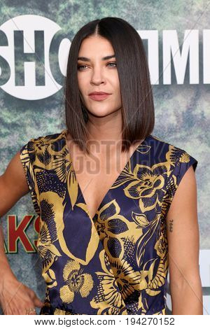 LOS ANGELES - MAY 19:  Jessica Szohr at the