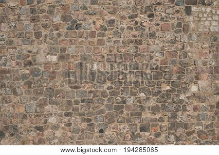 Old Stone Wall Background - Natural Stone Wall