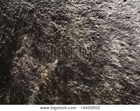 Grungy rock texture