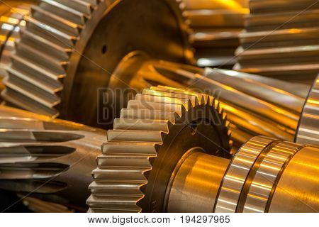 Gear reducer matel steel machine macro equipment