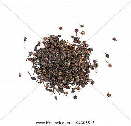 Allspice Or Zanthoxylum Or Jamaica Pepper