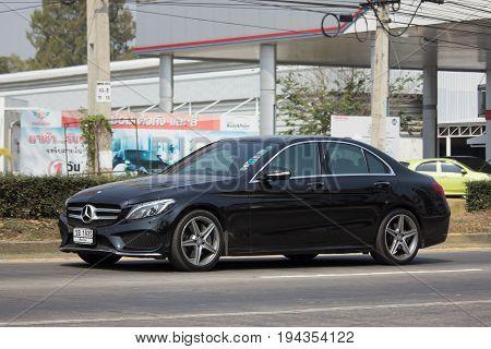 Luxury Car White Mercedes Benz Cla 180 Untamed.