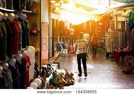 Authentic Turkish Bazaar, Street View