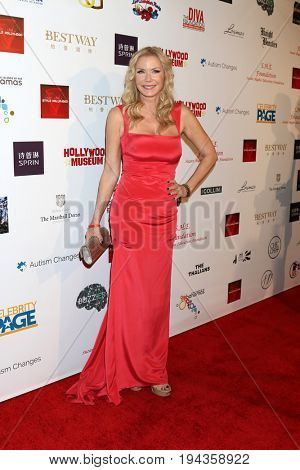 LOS ANGELES - FEB 26:  Katherine Kelly Lang at the Style Hollywood Oscar Viewing Dinner at Hollywood Museum on February 26, 2017 in Los Angeles, CA