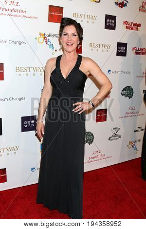 LOS ANGELES - FEB 26:  Kira Reed Lorsch at the Style Hollywood Oscar Viewing Dinner at Hollywood Museum on February 26, 2017 in Los Angeles, CA