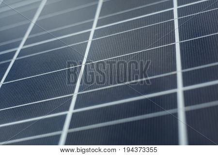closeup photo of a polycrystalline solar panel