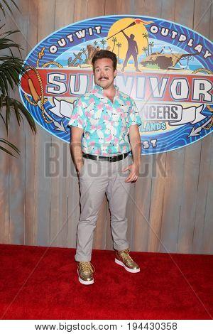 LOS ANGELES - MAY 24:  Zeke Smith at the