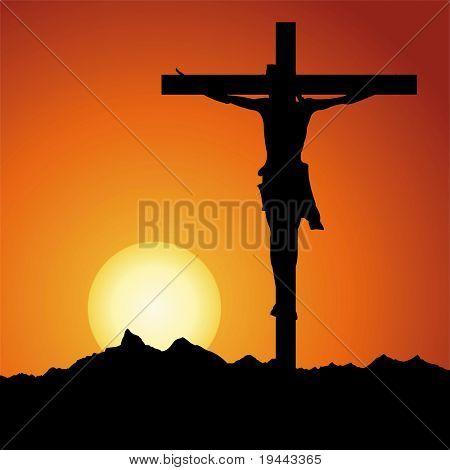 Jesus Christ crucified
