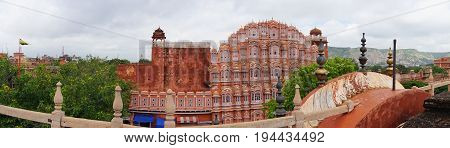 Hawa Mahal (wind Palace) In Jaipur, India