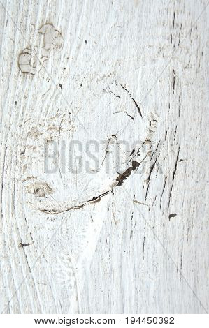 Texture Of Old Painted Boards