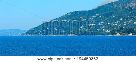 Corfu Island (greece).