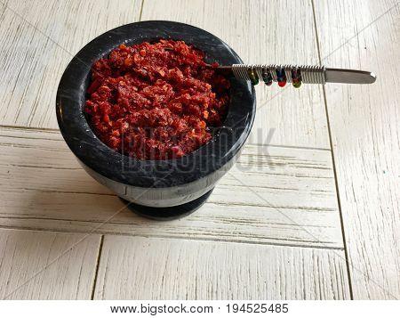 Sri Lankan Cuisine - Lunumiris