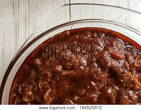 Sri Lankan Cuisine - Ambarella Chutney