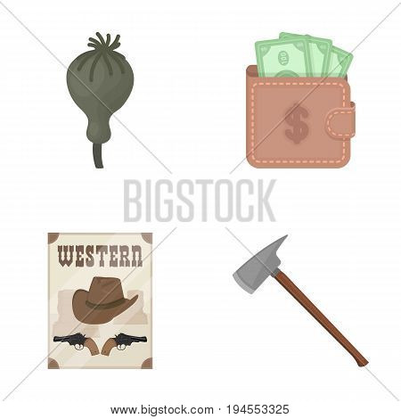 business, medicine, publishing and other  icon in cartoon style.pen, tool, stick icons in set collection.