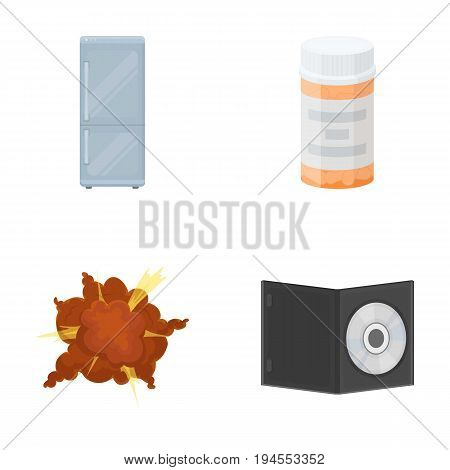 medicine, protection, ecology and other  icon in cartoon style.custodian, information, business icons in set collection.