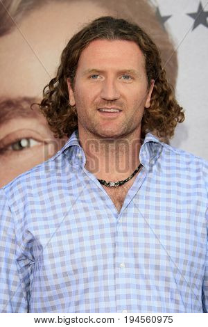 LOS ANGELES - AUG 2:  Scott Hartnell at the