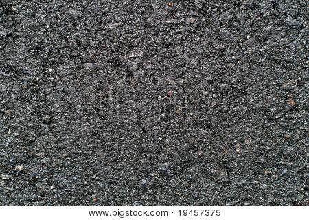 New hot asphalt