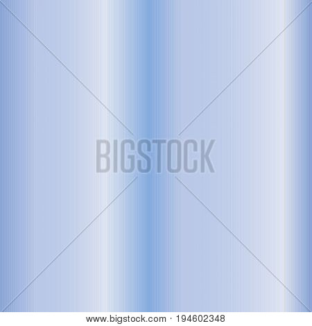 Pale blue pattern with thin vertical stripes. Vector seamless pattern
