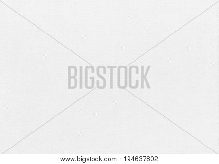 White Paper Page Corrugated Texture Background. Gravure