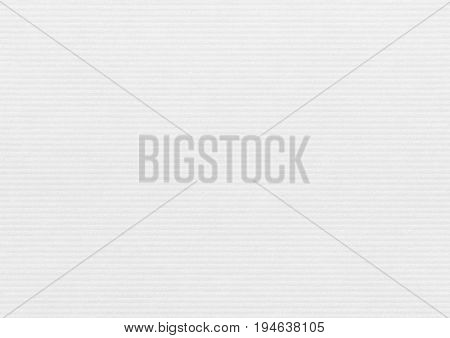 White Paper Page Corrugated Texture Background. Colonnade