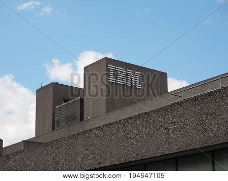 Ibm Building In London