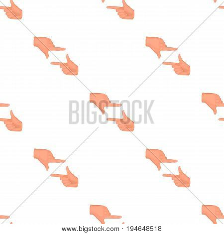Gesture of the operator.Making movie single icon in cartoon style vector symbol stock illustration .