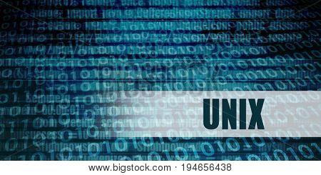 Unix Development Language as a Coding Concept