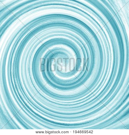 Blue abstract swirl water liquid background texture