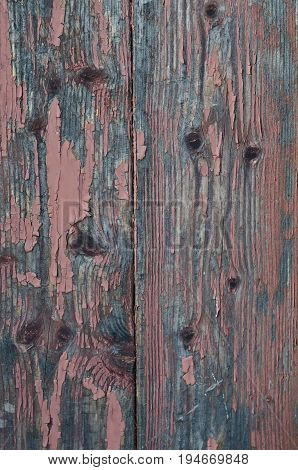 textured background of old rough wood close up