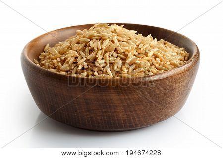 Uncooked Long Grain Brown Rice