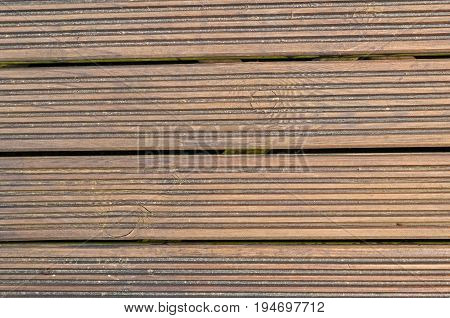 Wooden Deck Decking Boards, seamless background for design