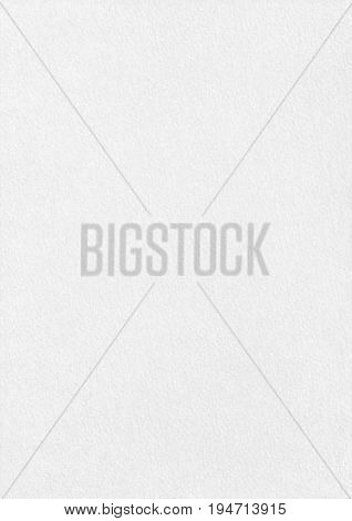Stucco White Paper Corrugated Texture Background.