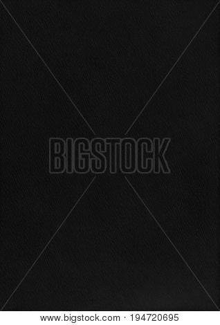 Stipple Black Paper Corrugated Texture Background.