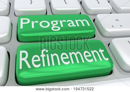 Program Refinement Concept