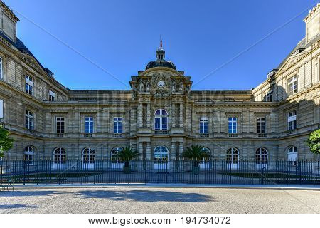 Luxembourg Palace - Paris, France