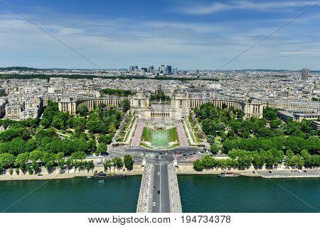 Trocadero - Paris, France
