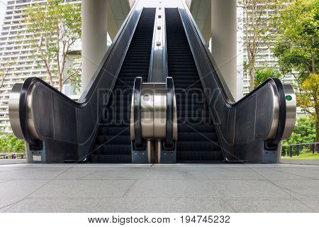Interior escalator, Facility equipment, Business equipment supply