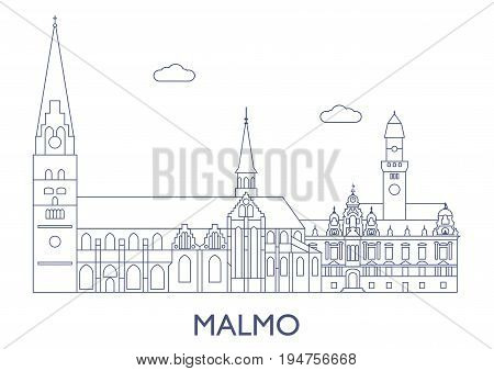 Malmo, The Most Famous Buildings Of The City