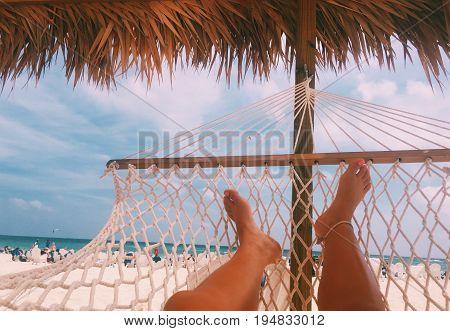 Hammock in Bahamas