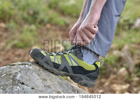 Walking shoes with adventure.. All terrain shoes