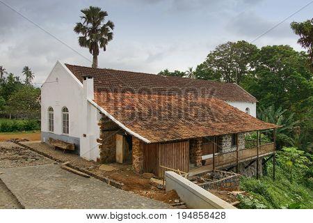 Old Sundy plantation on Principe island, Sao Tome and Principe, Africa