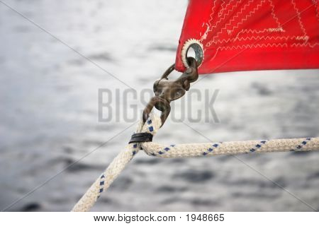 Close Up Sail