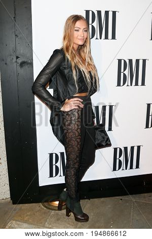 NASHVILLE, TN-NOV 3: Brittney Kelley attends the 63rd annual BMI Country awards at BMI on November 3, 2015 in Nashville, Tennessee.