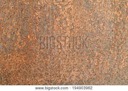 rust on steel background or rusted metal texture