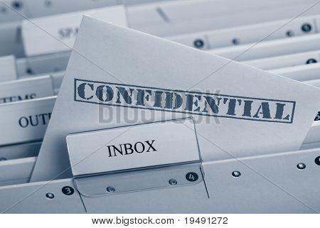 Top Secret Email